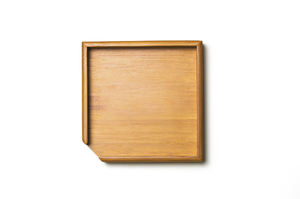 Bamboo Tea Tray For Compressed Tea