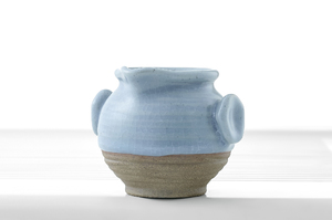 Blue Crackle Glazed Set For Traditional Taiwanese And Chinese Tea Ceremony